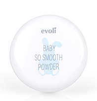 Evoli (อิโวลี่) baby smooth powder